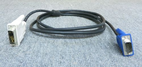 AWM E101344-C Style 20276 DVI-A Male To VGA 15 Pin Male Cable